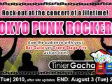 Tokyo Punk Rockers Gacha