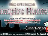 Vampire Hunter Gacha