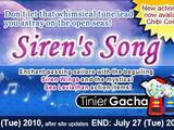 Siren's Song Gacha