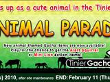 Animal Parade Gacha