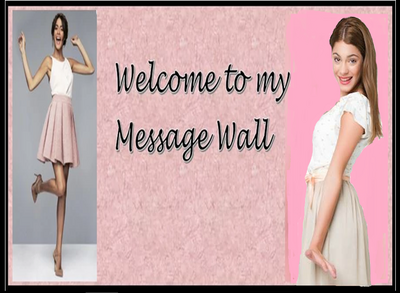 Message Wall png
