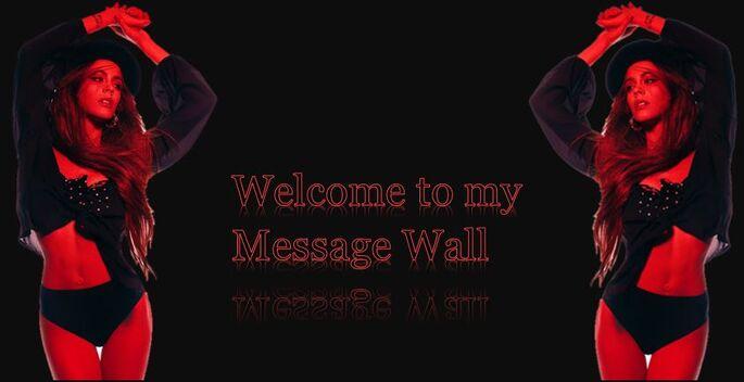 TIni- Message Wall Greeting