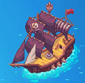 Pirate Ship | Tinker Island Wikia | FANDOM powered by Wikia