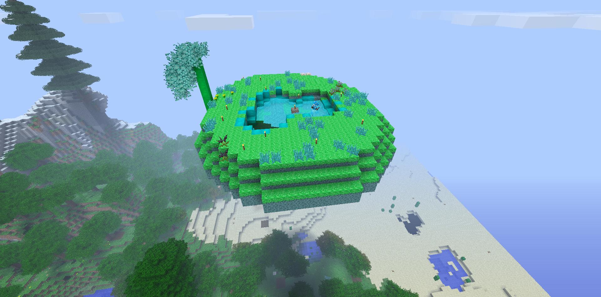 Slime Island | Tinkers' Construct Wiki | FANDOM powered by Wikia
