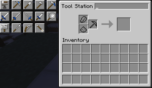 Tool Station GUI