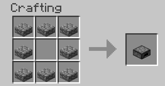 minecraft how to use furnace