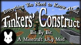 Everything You Need to Know About Tinkers' Construct for Minecraft 1.8.9 - A Bit by Bit Spotlight