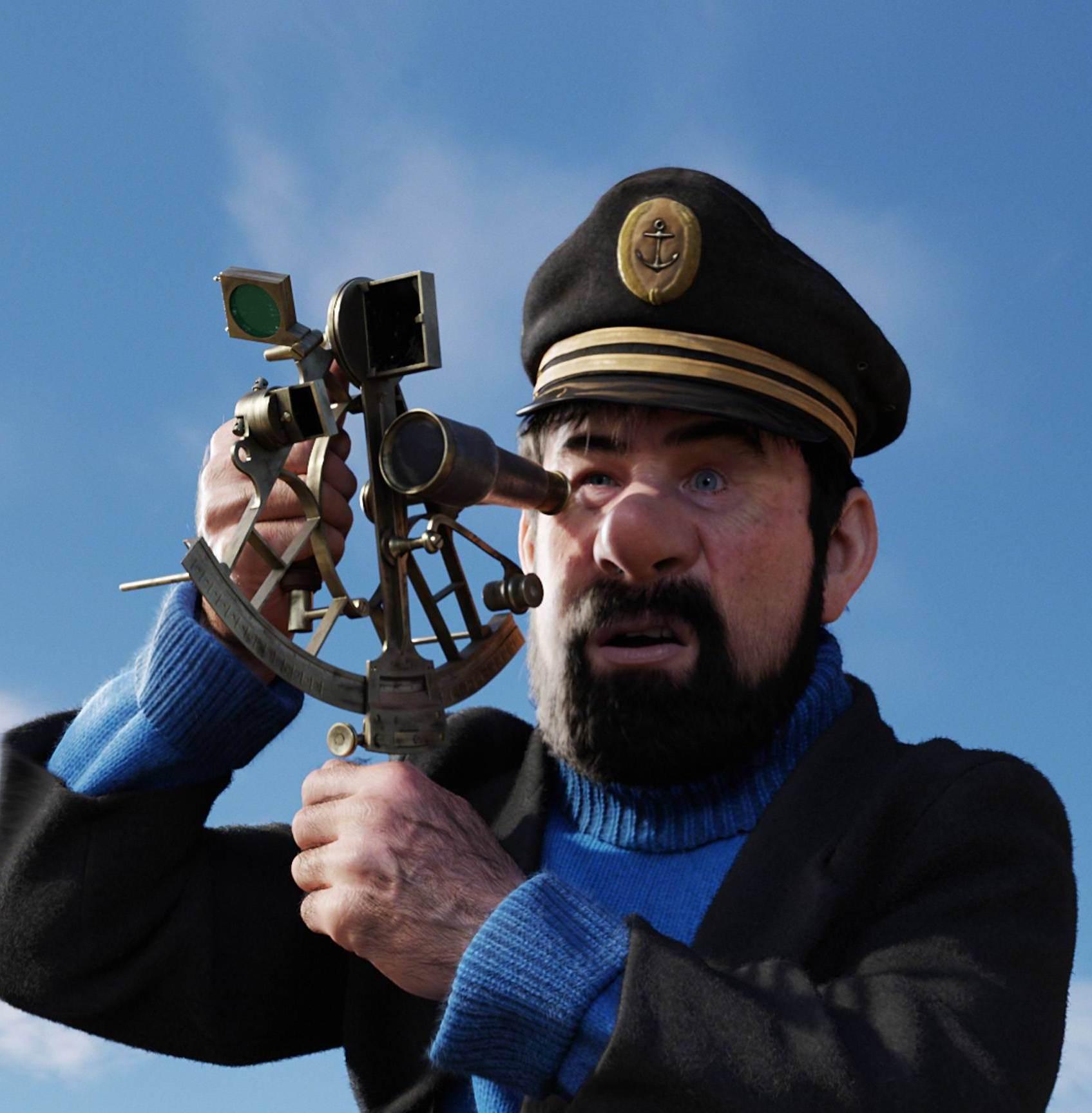 Captain Archibald Haddock Tintin Wiki Fandom Powered