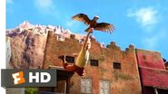 The Adventures of Tintin (2011) - After That Bird! Scene (9 10) Movieclips
