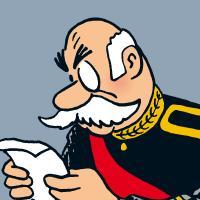 General Mogador (Tintin)