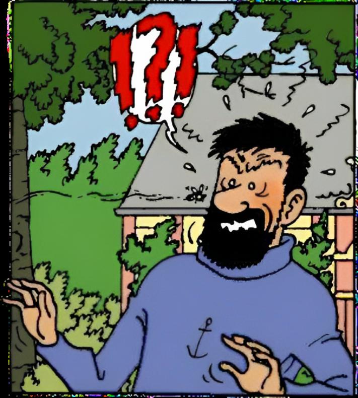 List of Captain Haddock's Curses | Tintin Wiki | FANDOM
