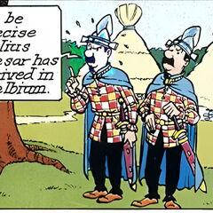 <i>Asterix in Belgium</i>
