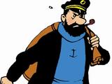 Captain Archibald Haddock