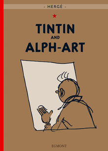 Tintin and Alph-Art Egmont