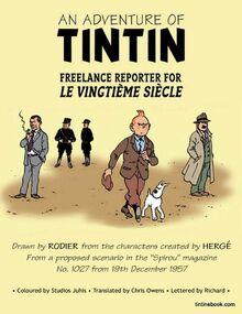 Tintin-the-Freelance-Reporter