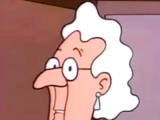 Mrs. Snowball