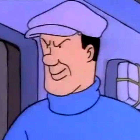 Tom as seen in the animated series.