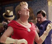 Bianca Castafiore in The Adventures of Tintin Secret of the Unicorn