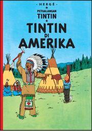 Tintin in America - Indonesian