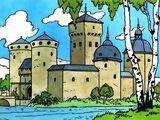 Kropow Castle