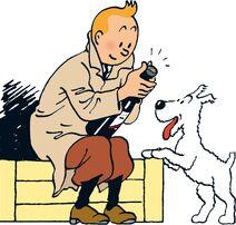 TintinSnowyCrab