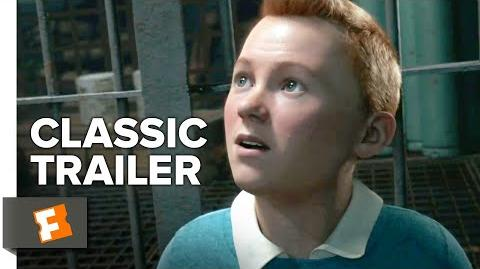 The Adventures of Tintin The Secret of the Unicorn - Official Trailer