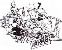 Hergé's Breakdown