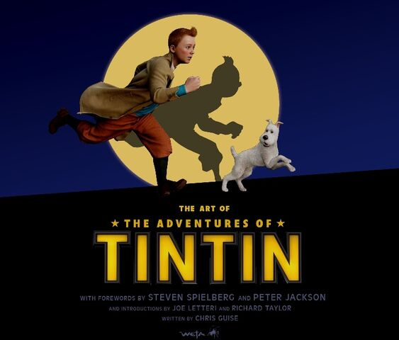 File:The Art of the Adventures of Tintin.jpg