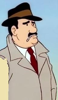 Inspector Jackson Tintin