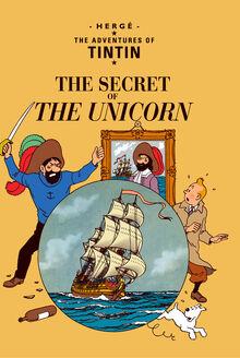 The Secret of the Unicorn Egmont