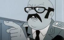 The Prosecutor (Tintin and the Picaros)