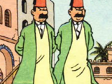 List of Thompson and Thomson's Costumes