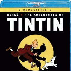 <i>The Adventures of Tintin: Complete Collection Remastered</i> (from Madman Entertainment)