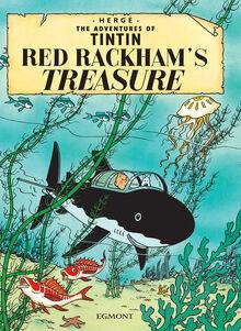 Red Rackham's Treasure Egmont
