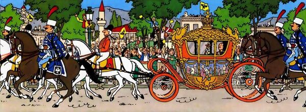 St Vladimir's Day Parade