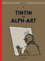 Tintin and Alph Art