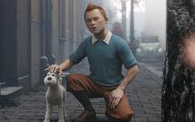 TintinPeterjackson