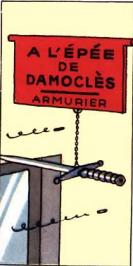 Epée de damoclès