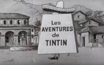 Tintin 1957