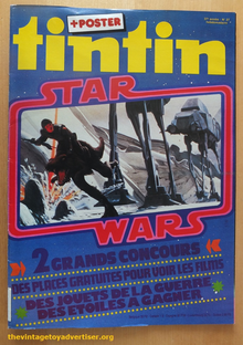 Tin-tin-27-star-wars-special-1982-cover