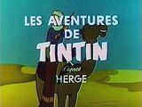 Les Aventures de Tintin, d'après Hergé