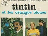 Tintin et les Oranges bleues (album)