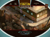 The Adventures of Tintin : The Secret of the Unicorn - The Online Movie Game