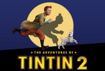 Tintin 2 logo fan