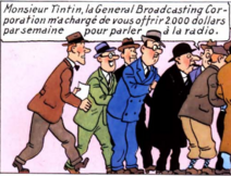 General broadcasting corpo