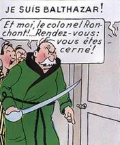 Colonel ronchont