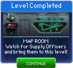 Message Map Room Complete