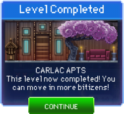 Message Carlac Apts Complete