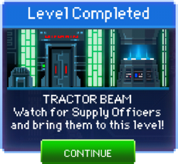 Message Tractor Beam Complete
