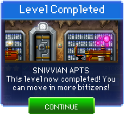 Message Snivvian Apts Complete